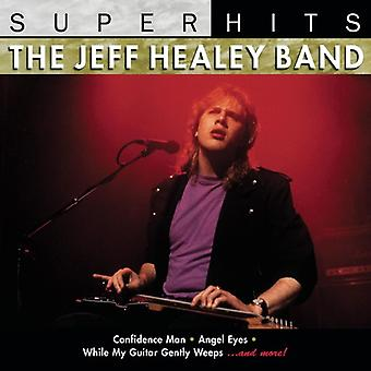 Jeff Healey Band - Super Hits [CD] USA import