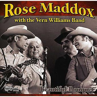 Rose Maddox & the Williams Band - Beautiful Bouquet [CD] USA import