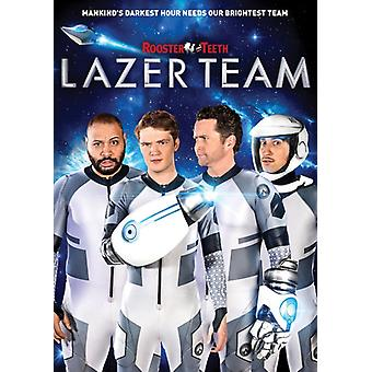 Lazer Team [DVD] USA import