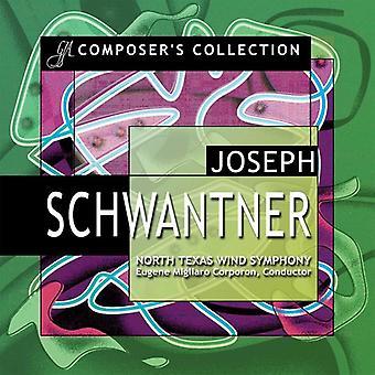 J. Schwantner - Music of Joseph Schwantner [CD] USA import