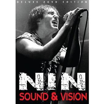 Nine Inch Nails - Sound & Vision [DVD] USA import