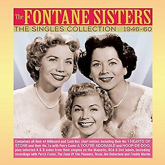 Fontane Sisters - Singles Collection 1946-60 [CD] USA import