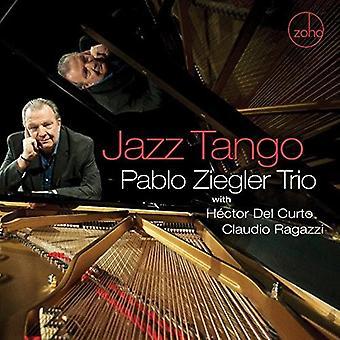 Pablo Ziegler - Jazz Tango [CD] USA import