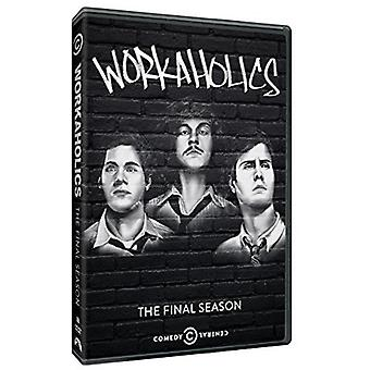 Workaholics: The Final Season [DVD] USA import
