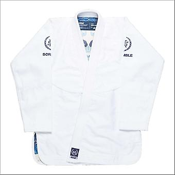 Scramble nouvelle vague bjj gi blanc