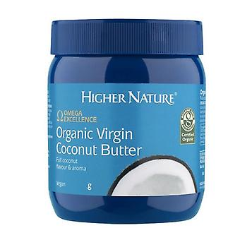 Higher Nature Virgin Coconut Butter 400g (OEVC400)
