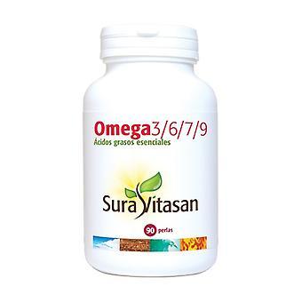 Omega-3-6-7-9 90 softgels