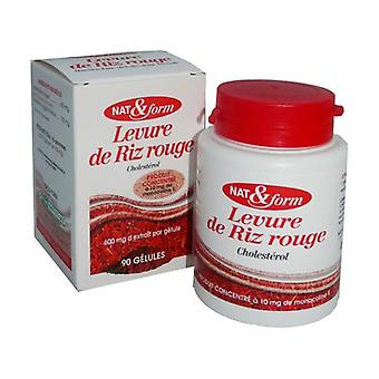 Red Rice Yeast Expert 90 capsules