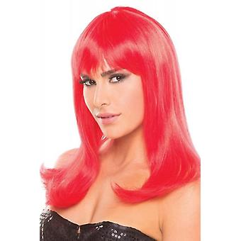 Hollywood Wig - Red