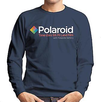 Polaroid Diamond Miesten&s Collegepaita