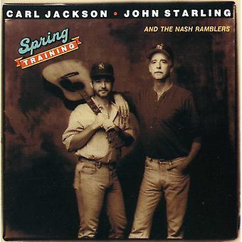 Jackson/Starling & Nash Ramble - Spring Training [CD] USA import