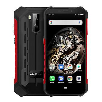 Smartphone ULEFONE ARMOR X5 red