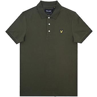 Lyle and Scott Vintage Polo Shirts Slim Stretch Polo Shirt