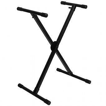 KS8290, Lok-Tight Pro Single-X ERGO-LOK Clavier Stand