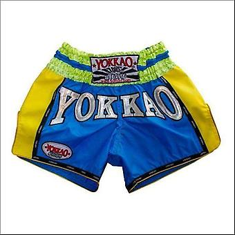Yokkao carbon muay thai shorts