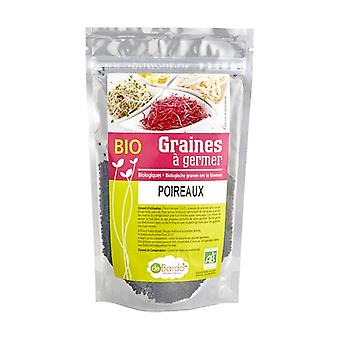 Seeds to sprout - ORGANIC leek 100 g