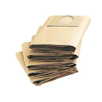 Karcher Dust Bags for A2204 & A2234PT Vacuum Pack of 5 KAR69591300