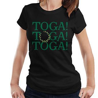 Casa Animal Toga Toga Toga Mujer's Camiseta