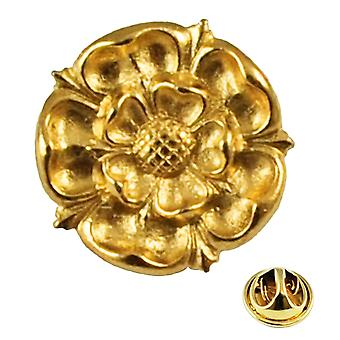 Δεσμοί Πλανήτης Χρυσό Γιορκσάιρ Αυξήθηκε Πέπερ Pin Badge Σήμα
