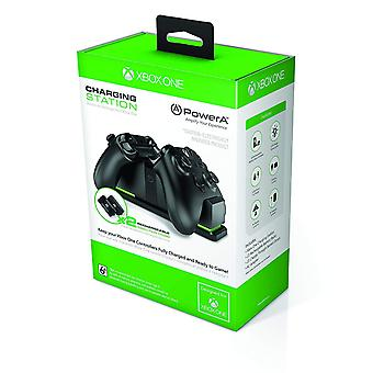 PowerA Xbox Controller Charging Station (Inc. 2x Battery Packs)