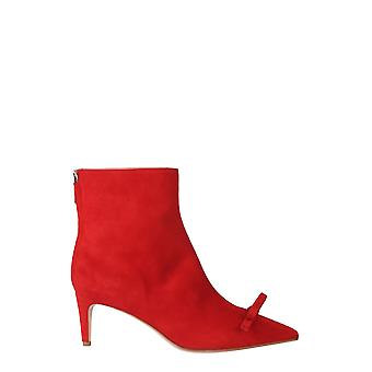 Red Valentino Sq2s0c59nxgcc7 Women's Red Camur ankle Boots