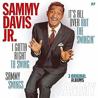 I Gotta Right To Swing / All Over But The Swingin [Vinyl] USA import