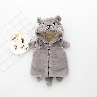 Casual Hooded Design, Winter Outwear For Babies