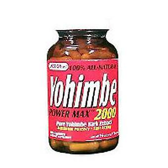 Natural Balance (Formerly known as Trimedica)  Yohimbe Power Max 2000, 100 Cap