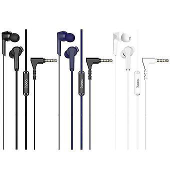 HOCO M72 Universal 3.5mm Wire Control In-ear Earphone Headphone