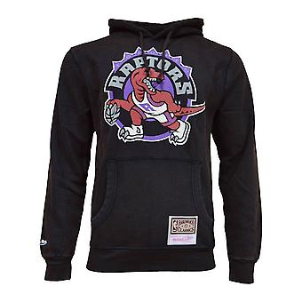 Mitchell & Ness Nba Toronto Raptors MNNBAINTL870TORRAPBLK basketball all year men sweatshirts