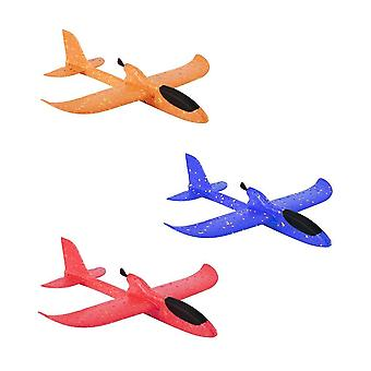 Electric Assisted Glider Foam Powered Flying Plane -rechargeable Éducatif