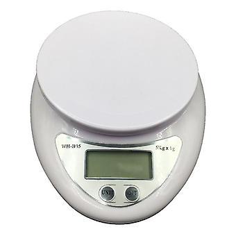 Escalas eletrônicas eletrônicas portáteis led - peso de medição do equilíbrio alimentar postal