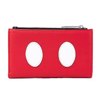 Loungefly x Disney Mickey Mouse Matelassé Cosplay Flap Purse