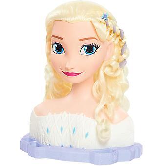 Frozen 2, Deluxe Styling Kopf - Elsa