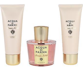 Acqua di Parma Peonia Nobile sada 3 PZ pre ženy