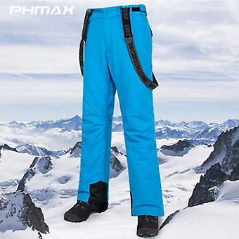 Winter Ski Hommes Windproof Outdoor Snowboard Pantalon chaud