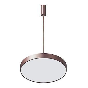 Italux Orbital - Café pendentif suspendu à LED moderne, blanc chaud 3000K 1800lm