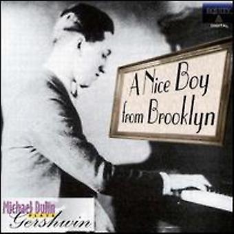 Nice Boy From Brooklyn [CD] USA import