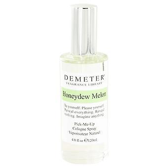 Demeter honeydew melon cologne spray by demeter 426482 120 ml