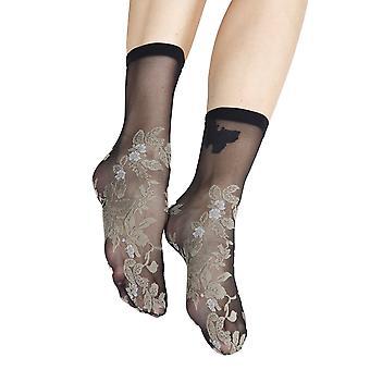 Elegant Sheer Socks