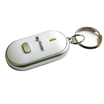 Mini Led Whistle Key Finder, blinkende Perlen Fernbedienung verloren Keyfinder, Locator