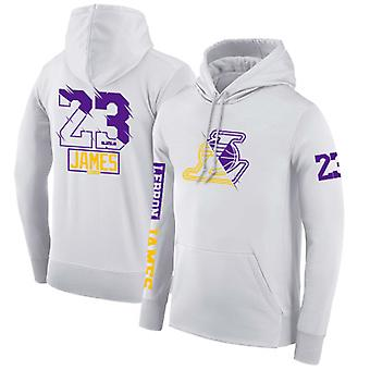 Los Angeles Lakers No.23 Lebron James Pullover Hoodie Swearshirt Tops 3WY018