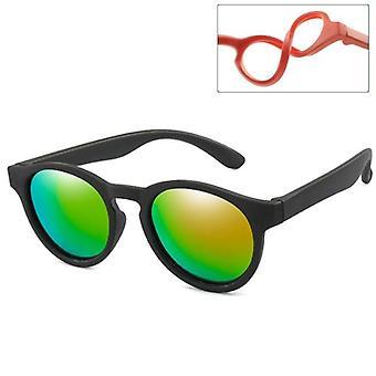 משקפי שמש עגולים מקוטבים חדשים משקפי בטיחות