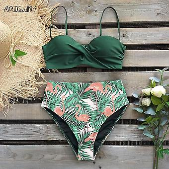 Sexy Swimsuit Women Swimwear Push Up Bikinis Set