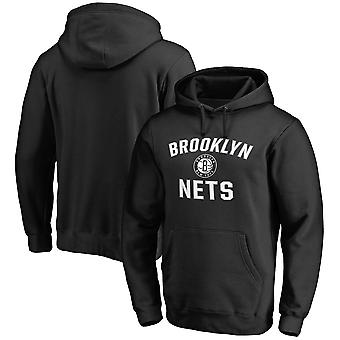 Brooklyn Nets Pullover Hoodie Swearshirt Tops 3WY477
