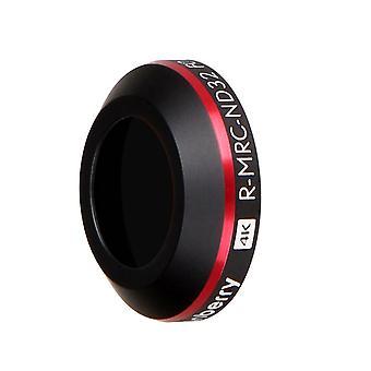 Aluminum Waterproof Camera Lens HD Filters for DJI Mavic Pro Drone ND32