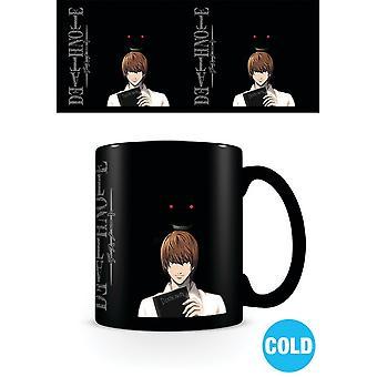 Death Note Kira Heat Changing Mug