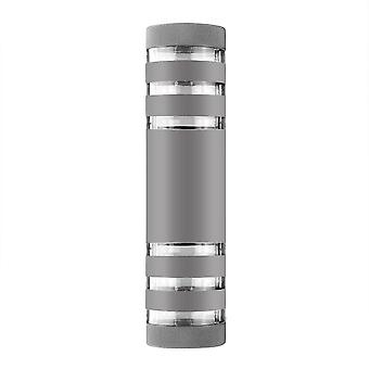 Waterproof Aluminum Cylinder Shape Led Wall Light