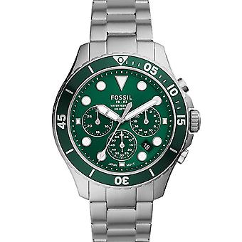 Fossil FS5726 FB-03 Chronograph Stainless Steel Mens Watch