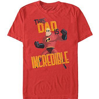 Pixar Incredibles This Dad T-Shirt